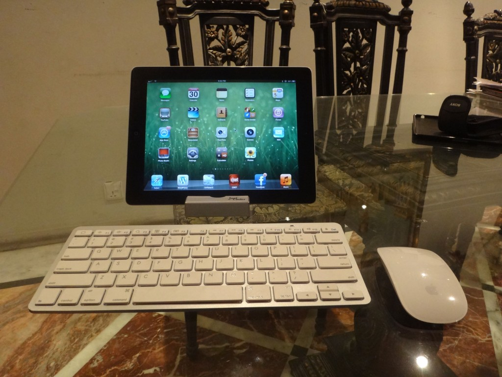 Using Apple's Magic Mouse And Any Other Bluetooth Mouse with your iPad - BTStack Mouse