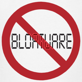 We don't want Bloatware. Nobody does.