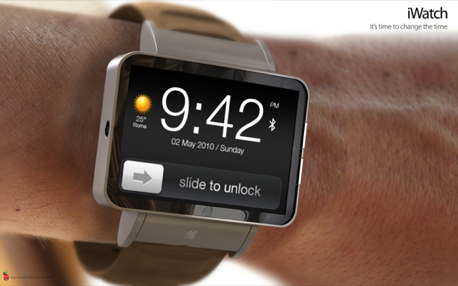 WIll this be Apple's iWatch?