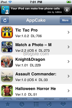 AppCake+