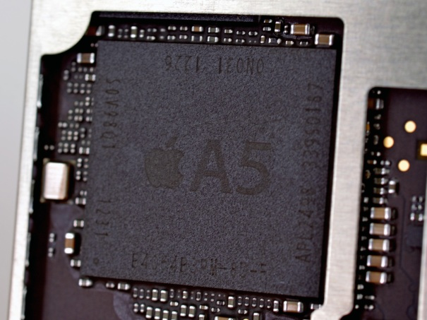 The A5 Processor that is used in the iPad Mini