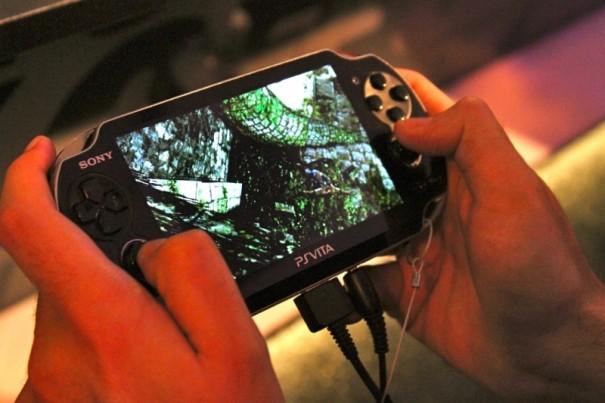 The PS Vita