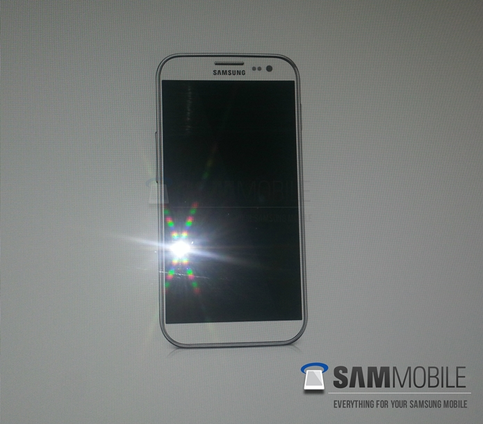 This is the rumoured S4