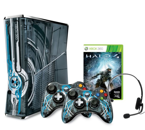 A Limited Edition Xbox Console