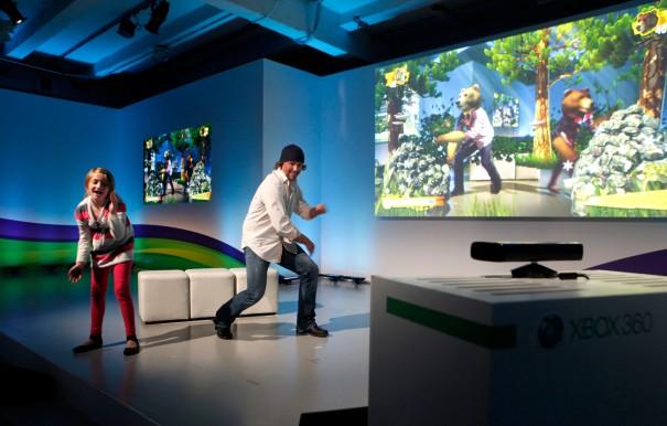 The Microsoft Kinect