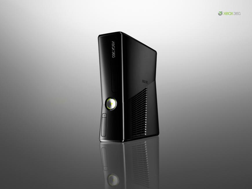 Xbox 360 Slim Matte Vs Glossy